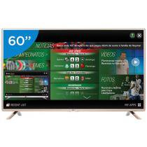Smart TV LED 60 LG 60LF5850 Full HD - Conversor Integrado 3 HDMI 3 USB Wi-Fi