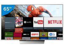Smart TV LED 65 Sony 4K/Ultra HD XBR-65X855D - Conversor Digital Wi-Fi 4 HDMI 3 USB