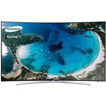Smart TV LED Curva 3D 48 Samsung UN48H8000 - Full HD Conversor Integrado 4 HDMI 3 USB Wi-Fi