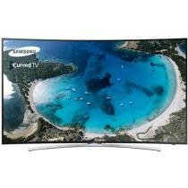 Smart TV LED Curva 3D 55 Samsung UN55H8000 - Full HD Conv Integrado 4 HDMI 3 USB Wi-Fi 2 Óculos