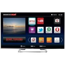 Smart TV LED Ultra HD 3D 65 Semp Toshiba 65L8400 - Conversor Integrado 3 HDMI 2 USB Wi-Fi