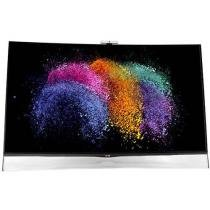 Smart TV OLED Curva 3D 55 LG 55EA9850 Full HD - Conversor Integrado 4 HDMI 3 USB Wi-Fi 4 Óculos
