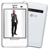 Smartphone 3G Dual Chip LG Optimus L3 Desbloq. TIM