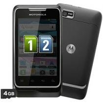 Smartphone 3G Dual Chip Motorola XT305 Desbloq TIM