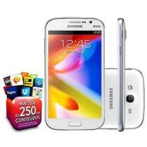 Smartphone 3G Dual Chip Samsung Galaxy Gran Duos