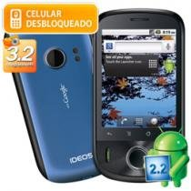 Smartphone 3G Huawei IDEOS U8150 Android 2.2