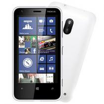 Smartphone 3G Nokia Lumia 620 Windows Phone 8 - Câmera 5MP Tela 3.8""