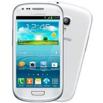 Smartphone 3G Samsung Galaxy S3 Mini Android - 4.1 Câmera 5.0MP Tela 4.0 Proc. 1 Ghz Wi-Fi