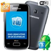 Smartphone 3G Samsung Galaxy Y Duos Android 2.3