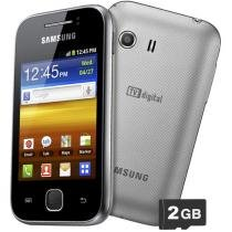 Smartphone 3G Samsung Galaxy Y TV Android 2.3