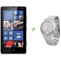Smartphone 4G Nokia Lumia 820 Windows Phone 8