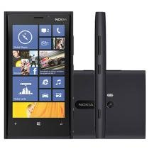 "Smartphone 4G Nokia Lumia 920 Windows Phone 8 - Câmera 8MP HD Tela 4.5"" Wi-Fi Proc Snapdragon S4"