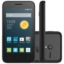 "Smartphone Alcatel One Touch PIXI3 (3,5) Dual Chip - 3G Câm. 5MP Tela 3,5"" Proc. Dual Core"
