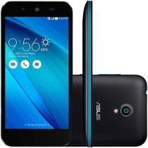 "Smartphone Asus Live 16GB Dual Chip 3G - Câm. 8MP Tela 5"" Proc. Quad Core Android 5.0"