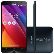 "Smartphone Asus ZenFone 2 16GB Dual Chip 4G - Câm. 13MP + Selfie 5MP Tela 5.5"" Intel Quad Core"