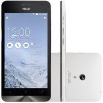 "Smartphone Asus ZenFone 5 8GB Dual Chip 3G - Câm. 8MP Tela 5"" Proc. Intel Dual Core Android 4.3"