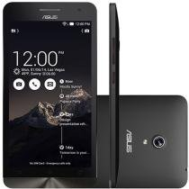"Smartphone Asus ZenFone 6 16GB Dual Chip 3G - C��m. 13MP Tela 6"" Proc Intel Dual Core Android 4.3"