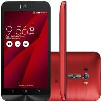 Smartphone Asus ZenFone Selfie 32GB Vermelho - Dual Chip 4G Câm 13MP + Selfie 13MP Flash