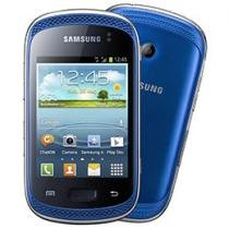 Smartphone Dual Chip 3G Samsung Galaxy Music Duos