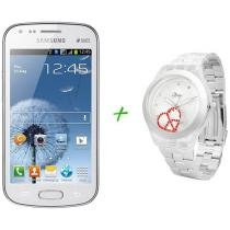 Smartphone Dual Chip Galaxy S Duos 3G