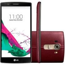 "Smartphone LG G4 32GB Dual Chip 4G - Câm. 16MP + Selfie 8MP Tela 5.5"" Proc. Hexa Core"