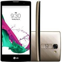 "Smartphone LG G4 Beat 8GB Dual Chip 4G - Câm. 13MP + Selfie 5MP Tela 5.2"" Proc. Octa Core"