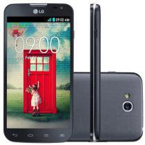 "Smartphone LG L90 8GB Dual Chip 3G - C��m. 8MP Tela 4.7"" Proc. Quad Core Android 4.4"