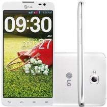 "Smartphone LG Optimus G Pro Lite Dual Chip 3G - Android 4.1 Câm. 8MP Tela 5.5"" Proc. Dual Core"