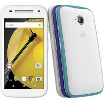 "Smartphone Motorola Moto E Colors 2° Geração 16GB - Dual Chip 4G Câm. 5MP Tela 4.5"" Proc. Quad Core"