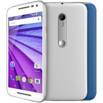 Smartphone Motorola Moto G 3° Geração Colors 16GB - Dual Chip 4G Câm. 13MP + Selfie 5MP Tela 5""