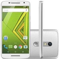 "Smartphone Motorola Moto X Play 32GB Dual Chip 4G - Câm. 21MP + Selfie 5MP Tela 5.5"" Proc. Octa Core"
