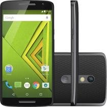 Smartphone Motorola Moto X Play 32GB - Dual Chip 4G Câm. 21MP + Selfie 5MP Tela 5.5""