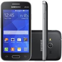 Smartphone Samsung Ace 4 Neo Duos 4GB Dual Chip - 3G Câmera 3MP 4?? Dual Core 1.2 GHz Android 4.4