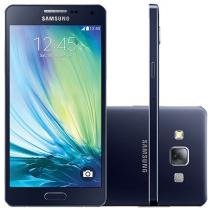 "Smartphone Samsung Galaxy A5 Duos Dual Chip 4G - Android 4.4 Câm. 13MP Tela 5"" Proc. Quad Core"