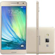 "Smartphone Samsung Galaxy A7 Duos 16GB Dual Chip - 4G Câm. 13MP + Selfie 5MP Tela 5.5"" Octa Core"