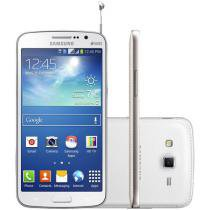 "Smartphone Samsung Galaxy Gran 2 Duos TV 8GB - Dual Chip 3G Câm. 8MP Tela 5.3"" Proc. Quad Core"