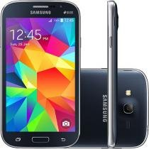 "Smartphone Samsung Galaxy Gran Neo Plus Duos 8GB - Dual Chip 3G C��m. 5MP Tela 5"" Proc. Quad Core"