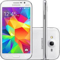 "Smartphone Samsung Galaxy Gran Neo Plus Duos Dual - Chip 3G Android 4.4 Câm 5MP Tela 5"" Proc Quad Core"