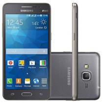 Smartphone Samsung Galaxy Gran Prime Duos TV 8GB - Dual Chip 3G Câm. 8MP + Selfie 5MP Tela 5""