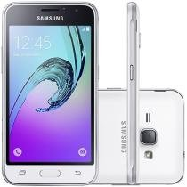 Smartphone Samsung Galaxy J1 2016 8GB Dual Chip 3G - Câm 5MP+Selfie Tela 4.5Pol. Super AMOLED Quad-Core