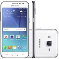 Smartphone Samsung Galaxy J2 TV Duos 8GB - Dual Chip 4G Câm. 5MP Tela 4.7