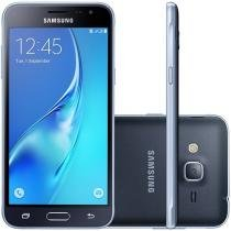 Smartphone Samsung Galaxy J3 Duos 8GB Dual Chip 4G - Câm 8MP+Selfie 8MP Tela 5 Pol. Super AMOLED