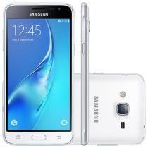 Smartphone Samsung Galaxy J3 Duos 8GB Dual Chip - 4G Câm. 8MP + Selfie 5MP Quad-Core Android 5.1