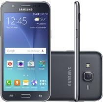 "Smartphone Samsung Galaxy J5 Duos 16GB Dual Chip - 4G C��m 13MP + Selfie 5MP Flash Tela 5"" Quad Core"