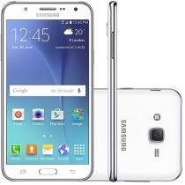 "Smartphone Samsung Galaxy J7 Duos 16GB Dual Chip - 4G Câm 13MP + Selfie 5MP Flash Tela 5.5"" Octa Core"