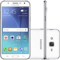 "Smartphone Samsung Galaxy J7 Duos 16GB Dual Chip - 4G Câm 13MP + Selfie 5MP Flash Tela 5.5"" Quad Core"