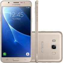 Smartphone Samsung Galaxy J7 Metal 16GB Dual Chip - 4G Câmera 13MP + Câm. Selfie 5MP Tela 5,5""