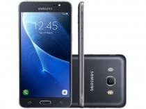 Smartphone Samsung Galaxy J7 Metal 16GB Preto - Dual Chip 4G Câm 13MP + Selfie 5MP Flash Tela 5.5""