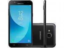 "Smartphone Samsung Galaxy J7 Neo 16GB Preto - Dual Chip 4G Câm. 13MP Tela 5,5"" HD Proc.Octa Core"