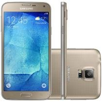 Smartphone Samsung Galaxy S5 New Edition DS 16GB - Dual Chip 4G C��m. 16MP + Selfie 5MP Tela 5.1""